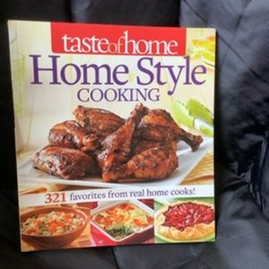 Home style cooking cookbook